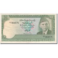 Billet, Pakistan, 10 Rupees, KM:34, TTB - Pakistan