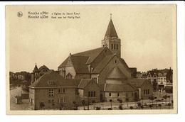 CPA - Carte Postale Belgique -Knocke - Eglise Du Sacré Cœur -  VM600 - Knokke