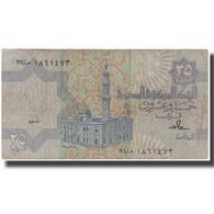 Billet, Égypte, 25 Piastres, KM:57a, B - Egypte