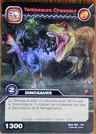 TRADING CARD GAME - DINOSAUR KING - DKAA - N° 006 / 100 - Tarbosaure Chasseur - Trading Cards