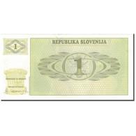 Billet, Slovénie, 1 (Tolar), KM:1a, SUP - Slovenia