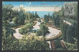 +++ CPA - Italie - TRIESTE - Giardino Del Castello Miramare   // - Trieste