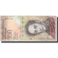 Billet, Venezuela, 100 Bolivares, 2015-06-23, KM:New, SPL - Venezuela