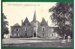 71 - ANZY-le-DUC - Château Du Lac - France