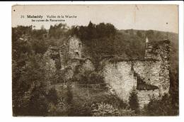 CPA - Carte Postale -Belgique - Malmedy - Les Ruines De Renarstène VM606 - Malmedy