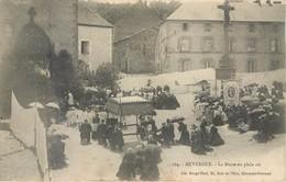 CPA 63 Puy De Dome Auvergne La Messe En Plein Air 1904 - Riom