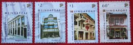 2005 Joint Issue With Belgium 2005 Mi 1508-1511 POSTFRIS / MNH ** SINGAPORE SINGAPUR - Singapur (1959-...)