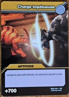 TRADING CARD GAME - DINOSAUR KING - DKAA - N° 044 / 100 - Charge Impétueuse - Trading Cards