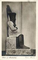 Egypt, CAIRO, Museum, Statue Of Mentouhotep (1930s) Lehnert & Landrock RPPC - Museum