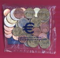 Collection D'EURO - 1er Sachet D'Euros 40 Pièces De Monnaie Différentes Française. Jamais Ouvert. - France