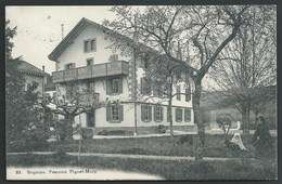 SUISSE BEGNINS(VAUD ) ..PENSION PIGUET- MURY....C3057 - VD Vaud