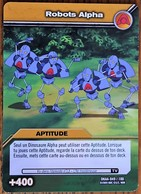 TRADING CARD GAME - DINOSAUR KING - DKAA - N° 049 / 100 - Robots Alpha - Autres Jeux De Cartes