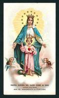 N.S. DEL SACRO CUORE DI GESU' - Chiesa Della SS: Annunziata - PORTORIA - E - PR - Mm. 70 X 125 - Religione & Esoterismo