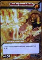 TRADING CARD GAME - DINOSAUR KING - DKAA - N° 053 / 100 - Brasier Incontrolable - Autres Jeux De Cartes