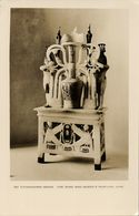 Egypt, Tutankhamen Series, The King And Queen's Perfume Vase (1930s) RPPC - Museum