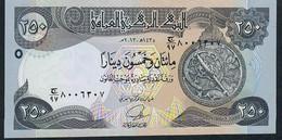 Iraq P97 250 Dinars 2013 AH 1435 Unc. - Iraq