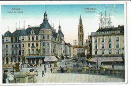 CPA - Carte Postale Belgique - Anvers- Le Canal Au Sucre -  VM611 - Antwerpen