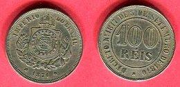 100 REIS  ( KM 477) TB 9 - Brésil