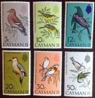 Cayman Islands 1974 Birds MNH - Oiseaux