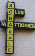 FF  683....ECUSSON.......WATTIGNIES....CLUB  DE  SCRABBLE - Villes