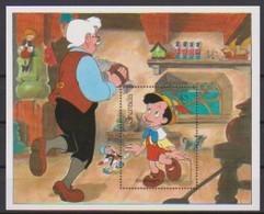 2481 WALT DISNEY   GRENADA  PINOCCHIO . - Disney