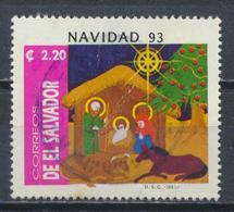 °°° EL SALVADOR - Y&T N°1184 - 1993 °°° - El Salvador