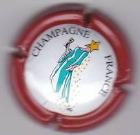 GENERIQUE N°655b ROUGE FONCE - Champagne