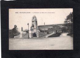 84033    Francia,  Besancon-les-Bains,  Le Monument Aux Morts De La Grande Guerre,  VG  1930 - Besancon