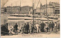 L200A354 - Marseille - Le Vieux Port - Jolie Animation - ELD  N°1712 - Vieux Port, Saint Victor, Le Panier
