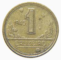 [NC] BRASILE - 1 CRUZEIRO - 1945 (nc3996) - Brasile