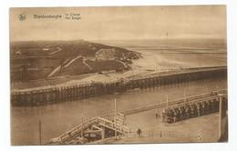 Blankenberge Le Chenal Het Zeegat Kanaal - Blankenberge