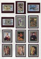 11274  CONGO  Collection Vendue Par Page  PA 288/91, 312/4, 315/9 **   1980-84  TB/TTB - Congo - Brazzaville