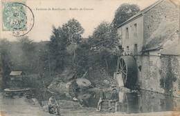 CPA - France - (03) Allier - Montlucon - Moulin De Crevant - Montlucon