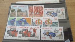 LOT 440916 TIMBRE DE MONACO NEUF** LUXE FACIALE 9,2 EUROS - Blocs