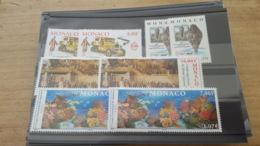 LOT 440920 TIMBRE DE MONACO NEUF** LUXE FACIALE 10,3 EUROS - Blocs