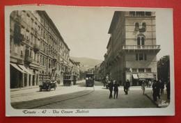 ITALIA - TRIESTE -  VIA CESARE BATTISTI - Trieste