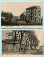 2x ARLON : La Caserne + Avenue Nothomb - Aarlen