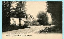 ARLON - Arrêt Du Tram Au Bois D'Arlon - Arlon