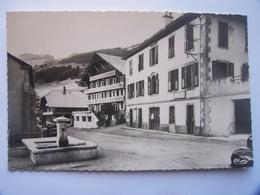 5-4---------------------chatel L Hotel Des Marmottes-----voir Recto Verso - Châtel