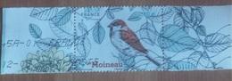 """Oiseaux De Nos Jardins """"Moineau"""" - France - 2018 - France"""