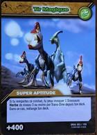 TRADING CARD GAME - DINOSAUR KING - DKAA - N° 065 / 100 - Tir Magique - Autres Jeux De Cartes