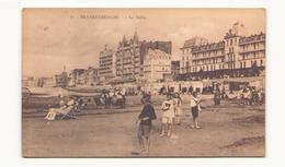 BELGIQUE BLANKENBERGHE LE SABLE - Blankenberge