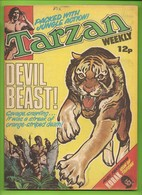 Tarzan Weekly # 5 - Published Byblos Productions Ltd. - In English - 1977 - BE - Livres, BD, Revues