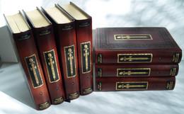LA REVOLUTION FRANCAISE – Jules Michelet – 7 Tomes – Editions Du Bicentenaire Jean De Bonnot – France – 1988 - Livres, BD, Revues