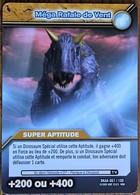 TRADING CARD GAME - DINOSAUR KING - DKAA - N° 067 / 100 - Méga Rafale De Vent - Autres Jeux De Cartes