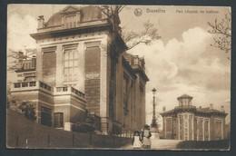 +++ CPA - BRUSSEL - BRUXELLES - Parc Leopold - Les Instituts - Nels  // - Bossen, Parken, Tuinen