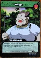 TRADING CARD GAME - DINOSAUR KING - DKAA - N° 078 / 100 - Helga - Autres Jeux De Cartes