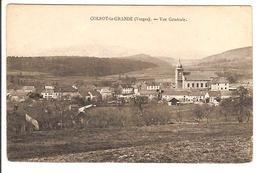 88 - Colroy La Grande - Vue Générale - Colroy La Grande