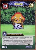 TRADING CARD GAME - DINOSAUR KING - DKAA - N° 083 / 100 - Chomp - Autres Jeux De Cartes
