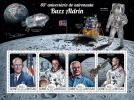 GUINEA BISSAU 2015 - Buzz Aldrin - YT 5820-3 - Space